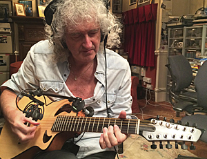 Acoustic Centre - Avante by Joe Veillette - Gryphon - Brian May