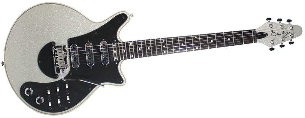 Brian May Guitars Special LE - Silver Sparkle