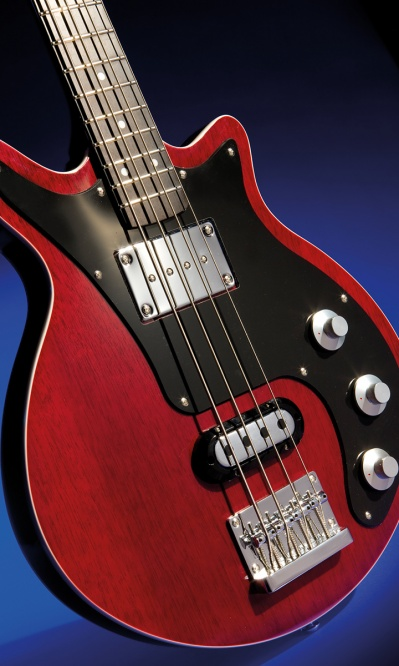 The BMG Bass • Antique Cherry