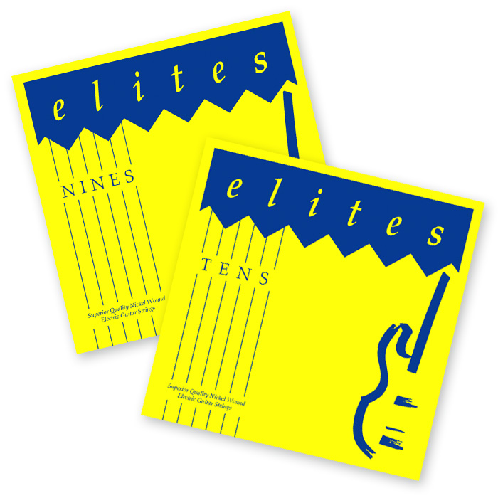 Elites Electric Guitar Strings