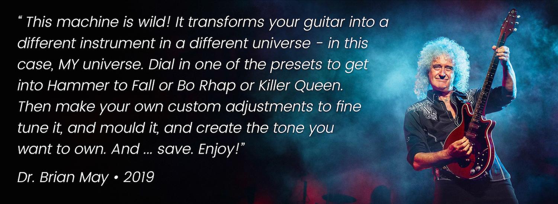 AmpliTube Brian May • Download