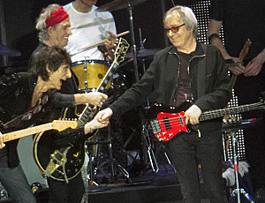 Bass Centre British Bass Masters - Bill Wyman
