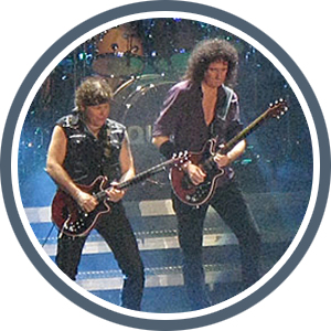 Brian May & Jamie Moses - Super