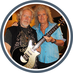 Randy Bachman & Brian May