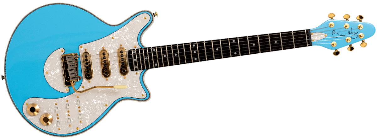Brian May Guitars Special. - Baby Blue