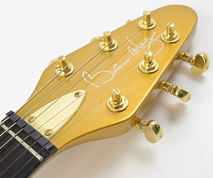 Brian May Guitars - Special LE - Jubilee Gold