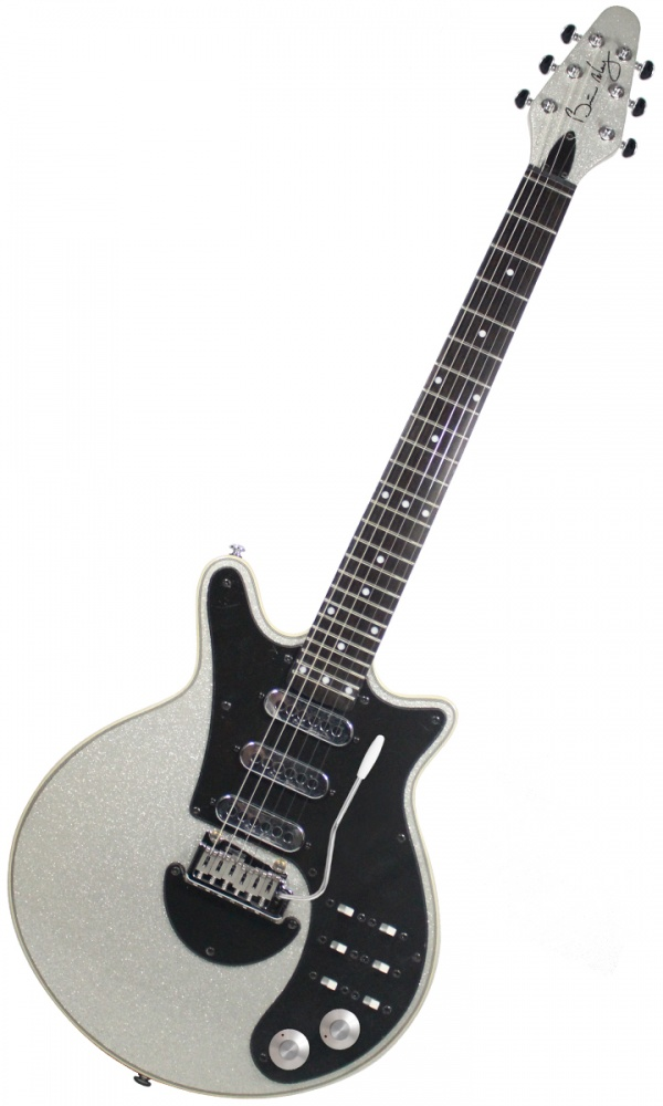 The BMG Special LE • Silver Sparkle