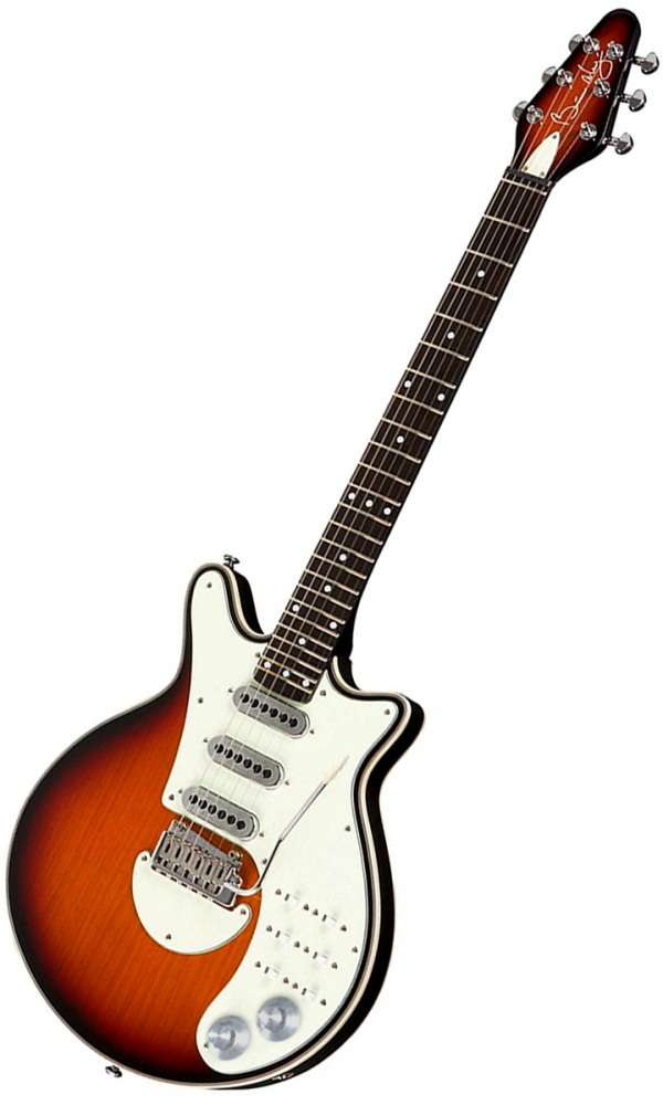 The BMG Special LE •  3 Tone Sunburst