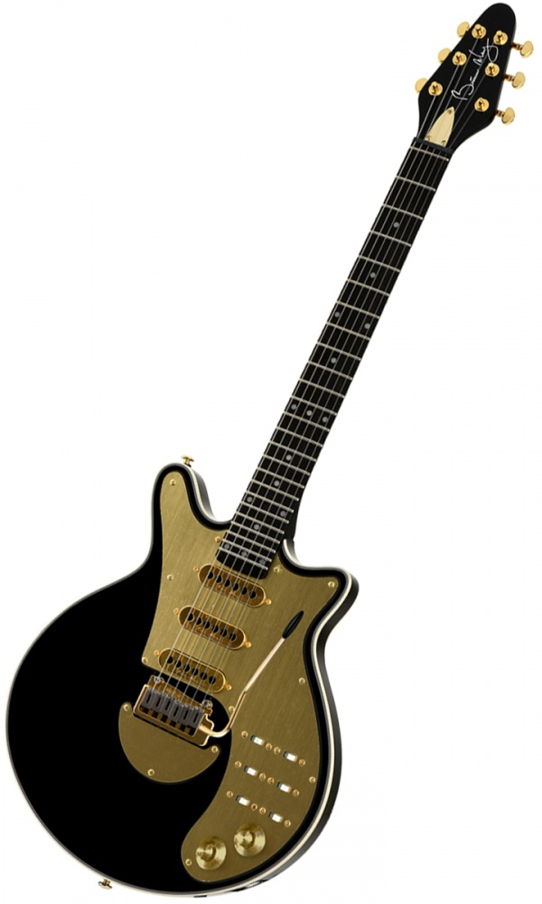 The BMG Special LE • Black 'N' Gold