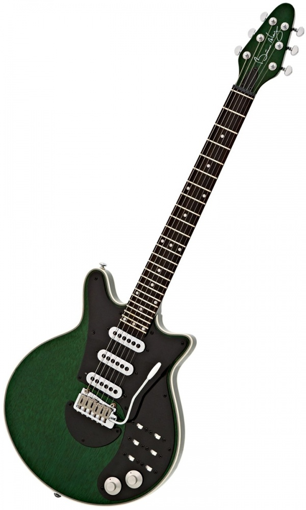 The BMG Special LE • Emerald Green