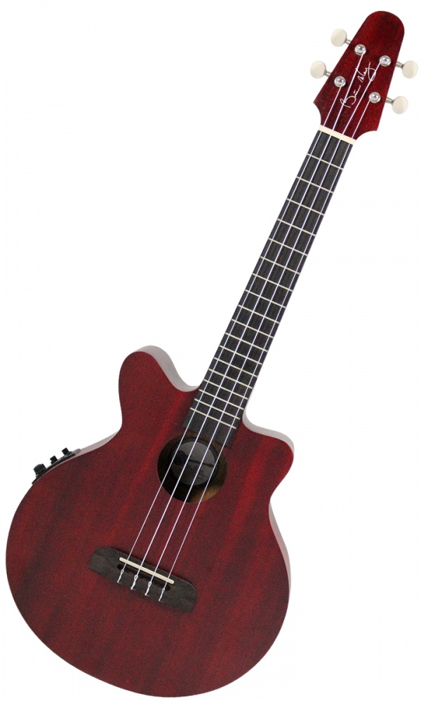 The BMG Uke • Antique Cherry