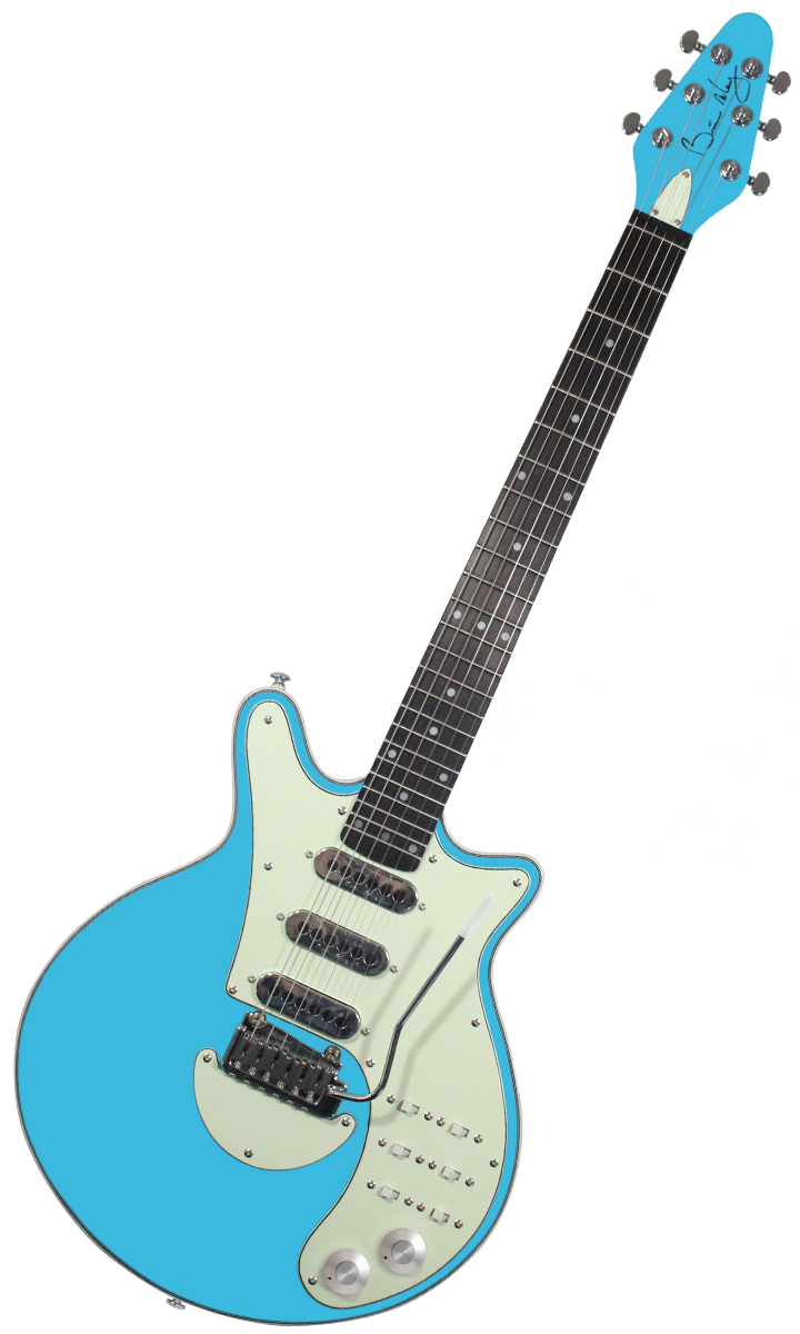 The BMG Special LE • Baby Blue Classic