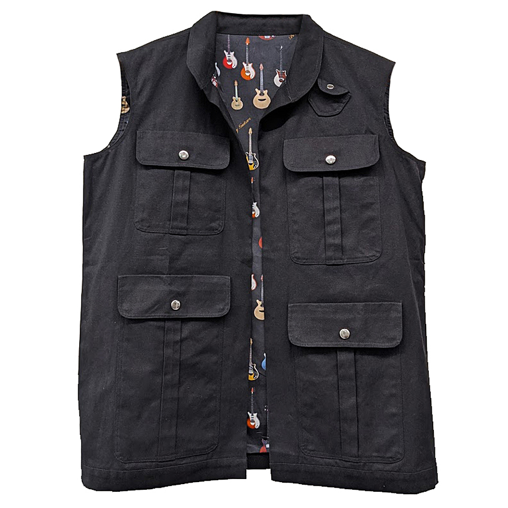 Official BMG ''Hold Everything'' Waistcoat