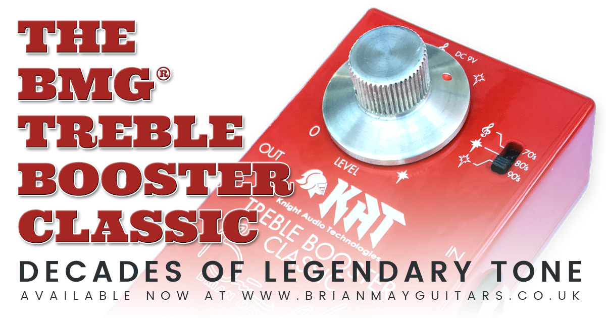 Welcome To The Official Home Of Brian May Guitars
